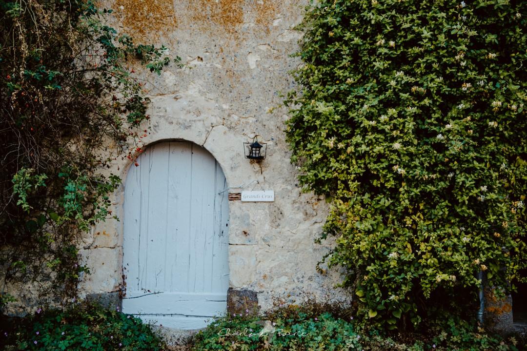 Les portes du Domaine de la Revardière