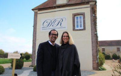 Dans l'Orne, un couple de Parisiens transforme une écurie en un domaine prestigieux – Le Perche
