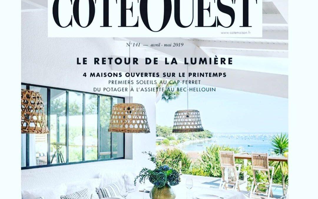 Magazine Maisons côté Ouest